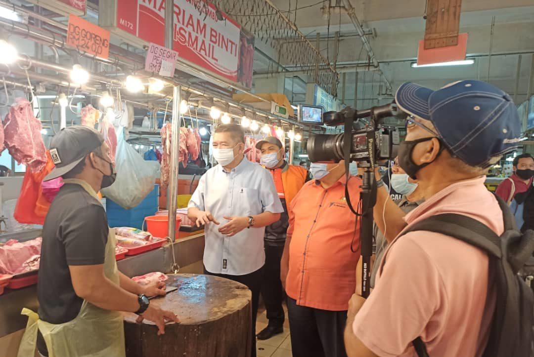Harga barang naik: Kerajaan PN perlu ambil serius sekarang, kata Salahuddin