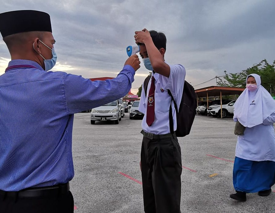 Gara-gara kes Covid-19, 19 sekolah di Selangor diarah tutup