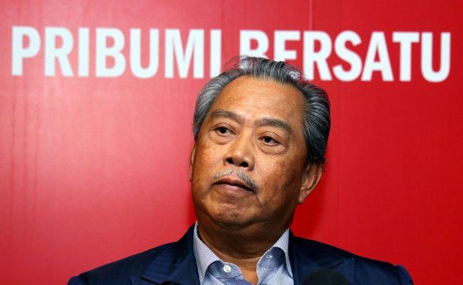 Warganet lancar petisyen desak Mahiaddin letak jawatan