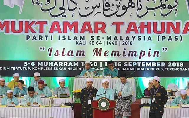 Tiada pemimpin Pas nafi Najib biayai Muktamar Pas
