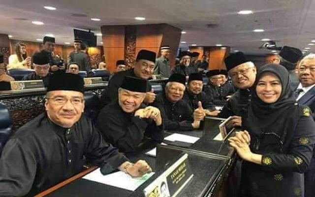 Pengumuman Takiyuddin: Apa pendirian Ahli Parlimen Umno?