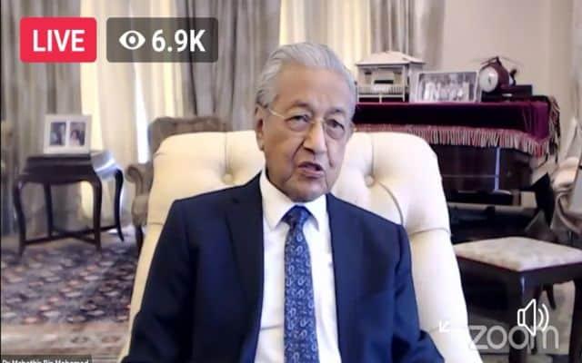 Wajarkan penubuhan Majlis Pemulihan Negara, cukup-cukuplah Mahathir