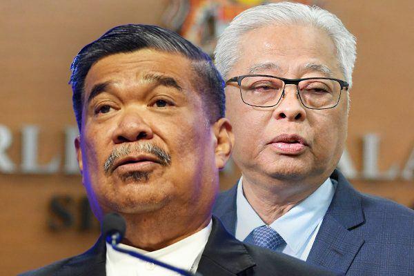 Krisis di Melaka : Mohamad Sabu kecewa dengan sikap Ismail Sabri