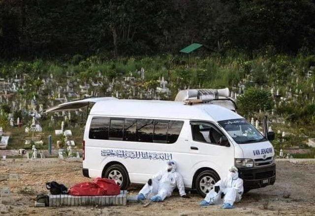258 lagi korban Covid-19, kematian lebih 200 kes empat hari berturut-turut