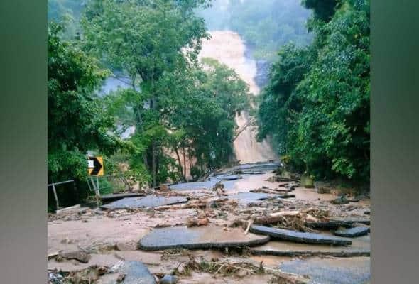 Selepas sebulan bencana kepala air Yan, apa yang segera?