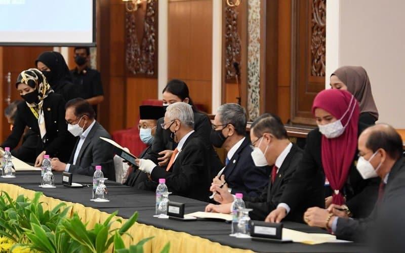 9 wakil PH bermesyuarat dengan Kementerian Kewangan