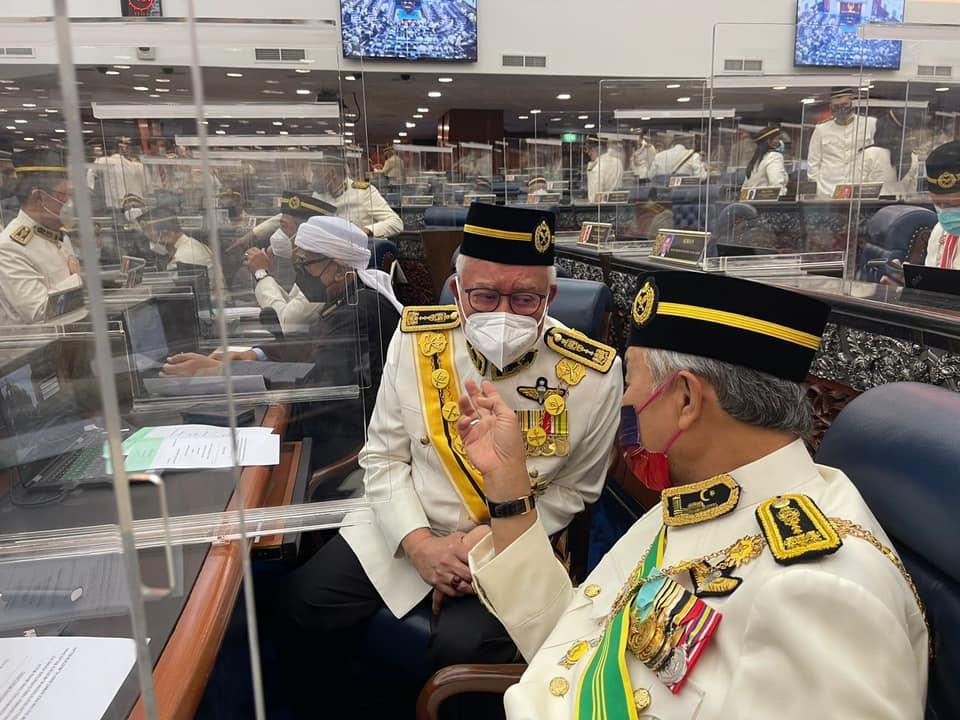 MoU kerajaan dan PH, Najib masih membisu