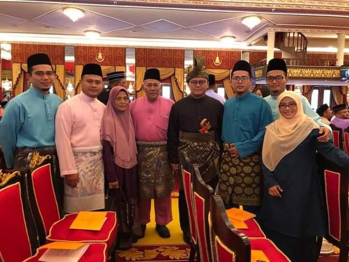 Bapa MB Selangor meninggal dunia