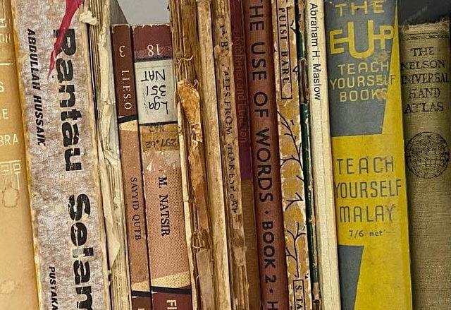 Nikmat koleksi buku nadir