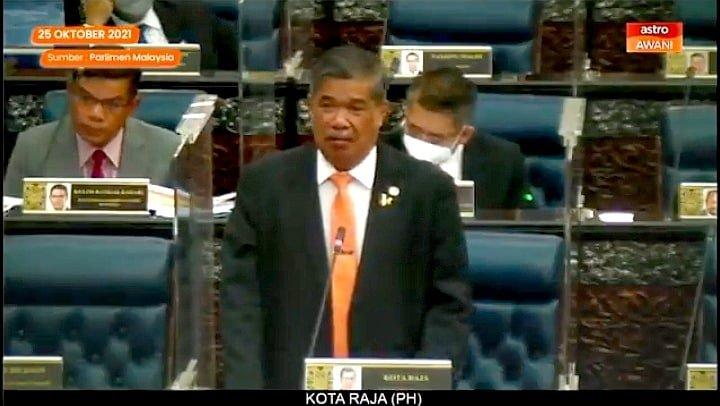 Malaysia makin pelik, Mat Sabu tegur kerajaan buat peraturan ikut nafsu