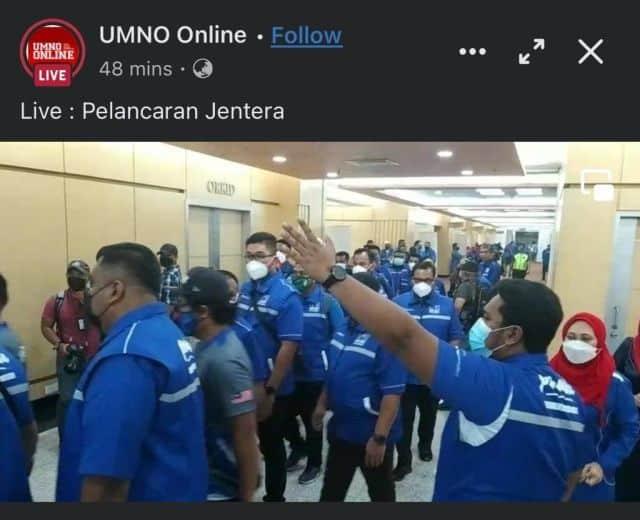 Himpunan di Melaka tak boleh, di KL boleh tak kena denda, kata Syed Saddiq